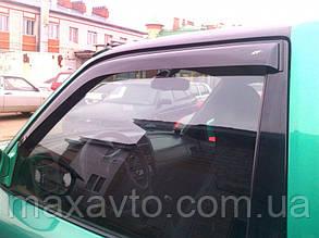 Дефлекторы боковых стекол Toyota Rav 4 I 3d 1994-2000 (Тойота Рав 4) Cobra Tuning