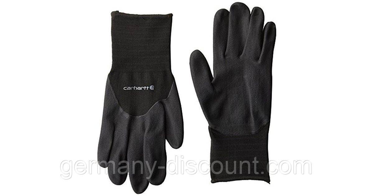 Carhartt рабочие перчатки с нитриловым покрытием