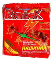 Інсектицид -засіб від вовчка та мурах Рембек 360г, 50шт/уп на 12-15 соток
