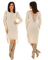 Плаття Styllo F110 One-Size Світло-бежевий (F110-2) 40177ce82a259