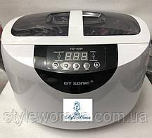 Ультразвуковий стерилізатор мийка ультразвукова ванна Ultrasonice VGT-6250 2.5 л