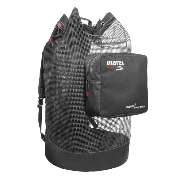 Сумка CRUISE MESH BACK PACK DELUXE для дайвинга