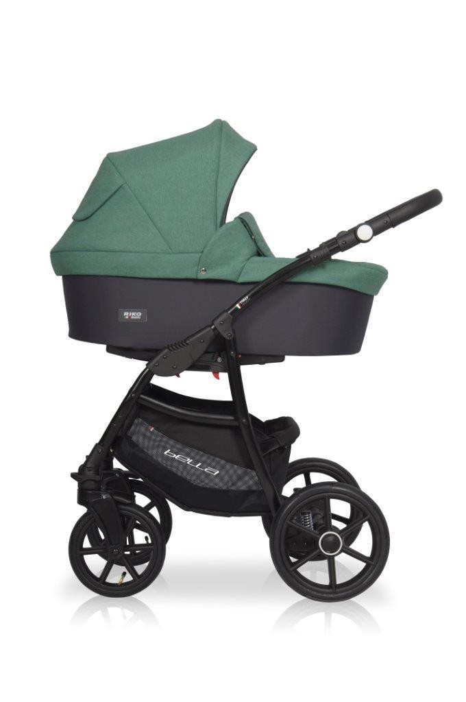 Детская универсальная коляска 2 в 1 Riko Bella 03