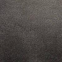 Ткань сумочная Оксфорд 600 ПВХ, Черный (50 метров)