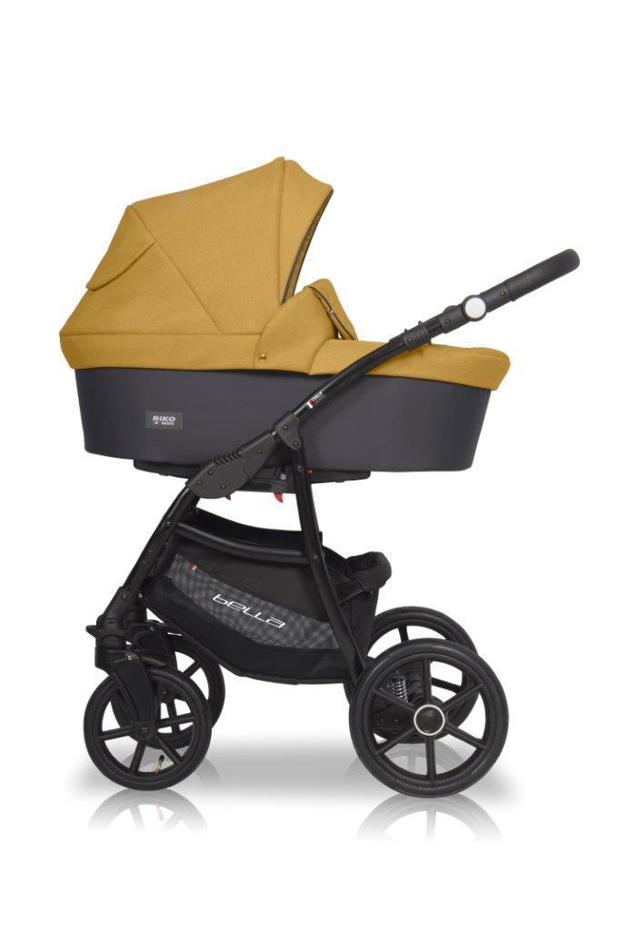 Детская универсальная коляска 2 в 1 Riko Bella 05
