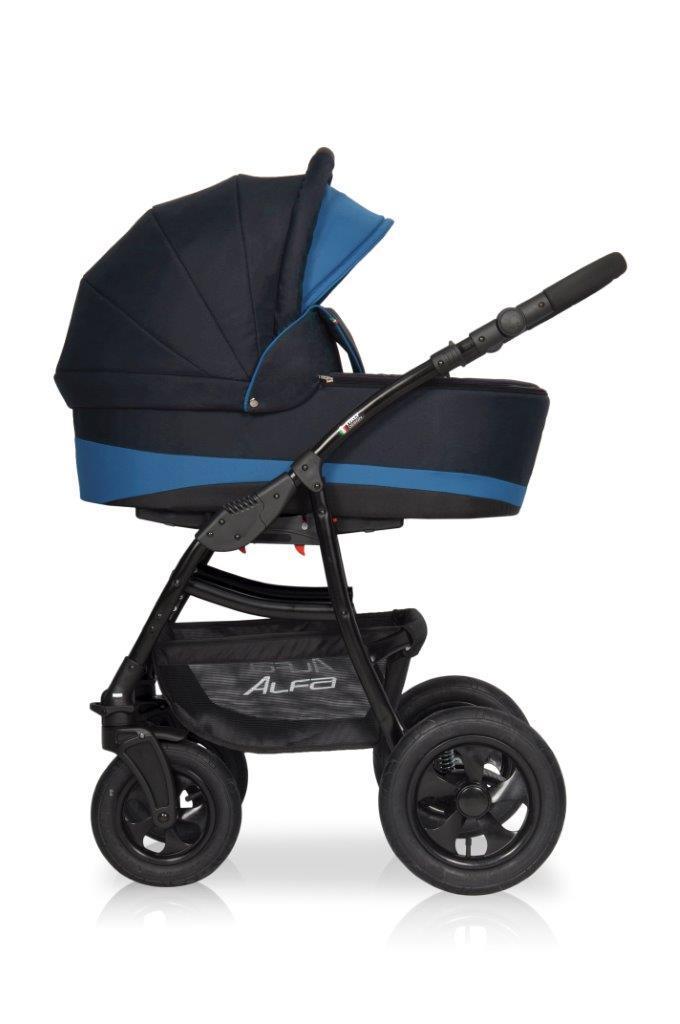 Детская универсальная коляска 2 в 1 Riko Alfa 06