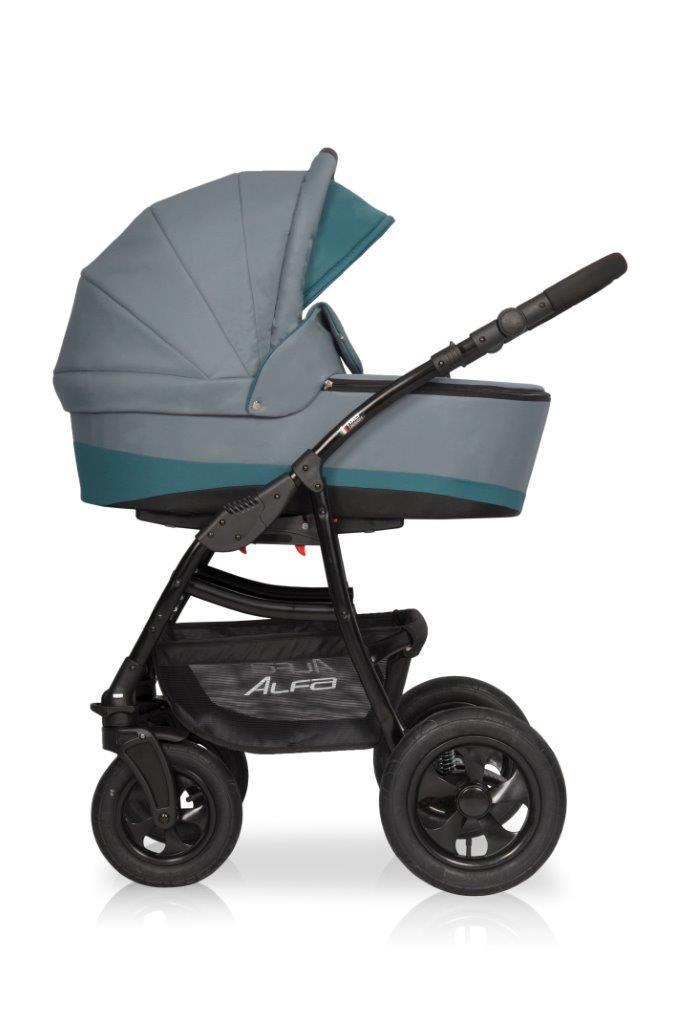 Детская универсальная коляска 2 в 1 Riko Alfa 08