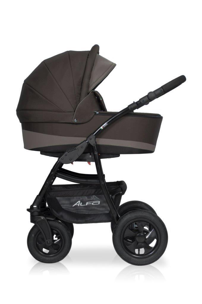 Детская универсальная коляска 2 в 1 Riko Alfa 10