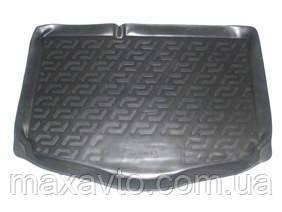 Коврик в багажник Citroen C3 (02-) (Ситроен С3), Lada Locker