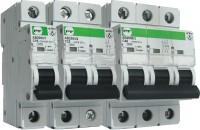 Автоматический выключатель EVO АВ2000 3Р D 20A 10кА