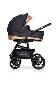 Детская универсальная коляска 2 в 1 Riko Alfa Ecco 02