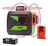 Лазерный уровень Huepar 3D red HP-603CR