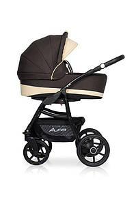 Детская универсальная коляска 2 в 1 Riko Alfa Ecco 08