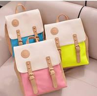 Рюкзак портфель для девочек.