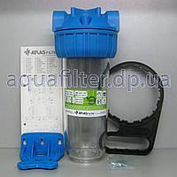 """Фильтр грубой очистки воды Atlas Senior Single Plus 3P SX TS 10"""" 3/4"""