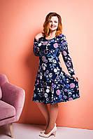 Женское платье нарядное. Размер 48-54