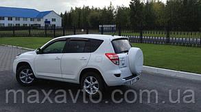 Дефлекторы окон TOYOTA RAV-4 2006-/2010- (Тойота РАВ4) SIM