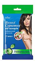 Влажные салфетки от комаров Универсальные 15 шт (tps_233-2061862)