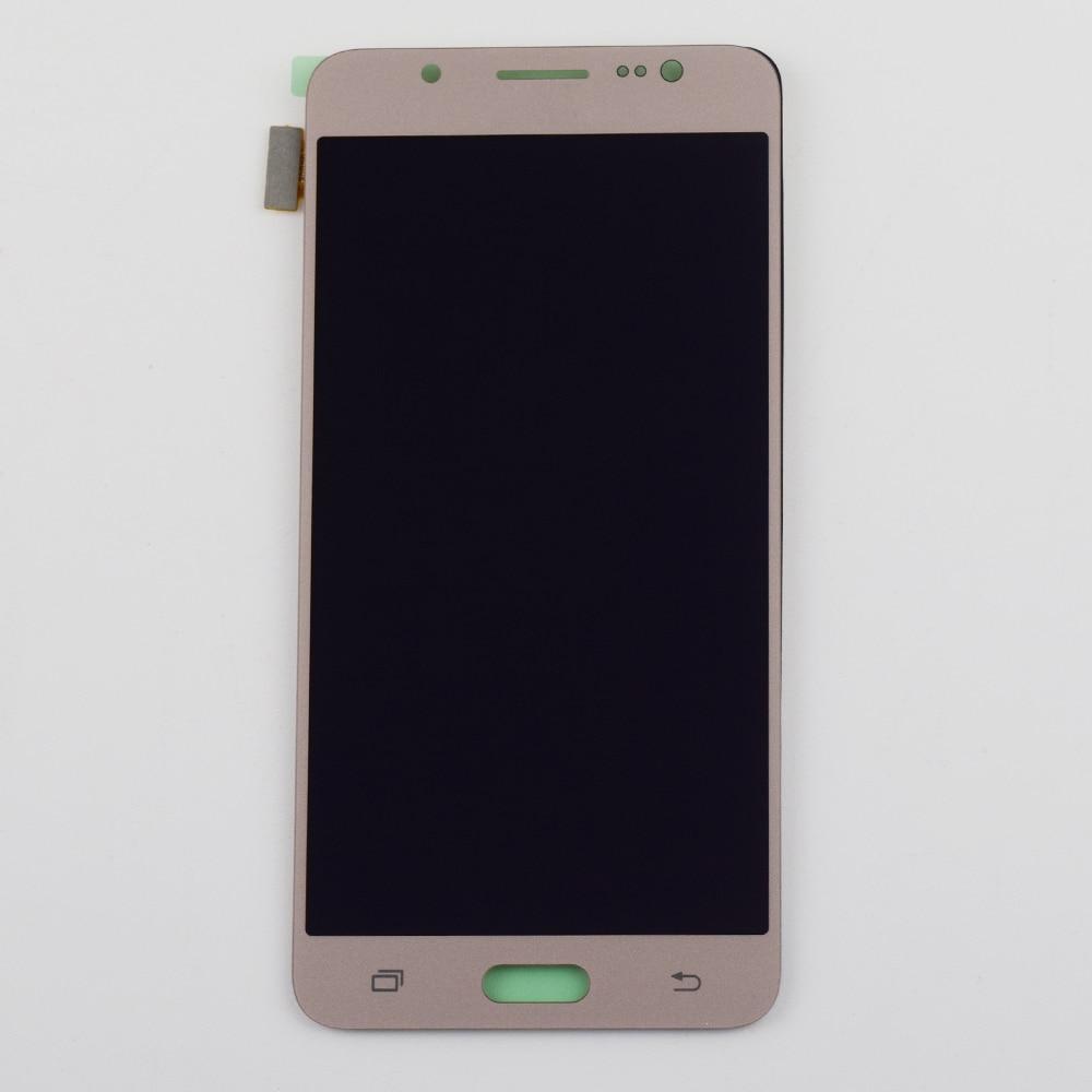 Дисплей (LCD) Samsung J510F | J510H Galaxy J5 2016 TFT с сенсором золотой