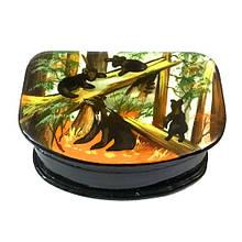 Скринька з дерева ручний розпис