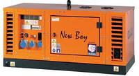 Электростанция Europower New Boy EPS 133TDE, 13,5 кВА (дизель, всепог. кожух .Электростарт)