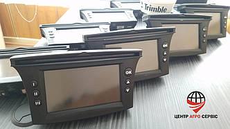 Курсоуказатель Trimble Ez-Guide 500 GPS на трактор, опрыскиватель, навигатор для поля, сельхоз навигатор