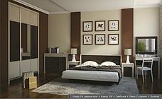 Модульна спальня Еліс Летро
