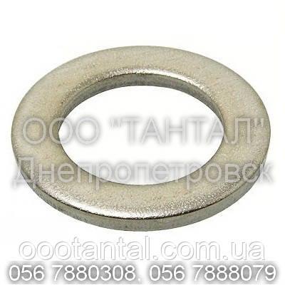 Шайба плоская уменьшенная нержавеющая от 2 до 48, ГОСТ 10450-78, DIN 433, ISO 7092