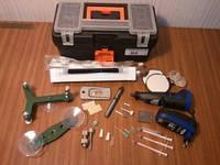 Оборудование для ремонта автостекла