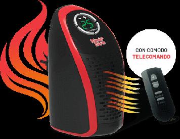 Портативный обогреватель тепловентилятор в розетку WONDER WARM с таймером 400W Пульт управления