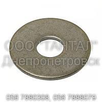 Шайба плоская увеличенная стальная от 2 до 48, ГОСТ 6958-78, DIN 9021,ISO  7093