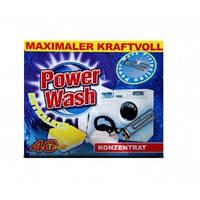 """Таблетки от накипи для стиральных машин """"Power Wash"""" 40 шт."""