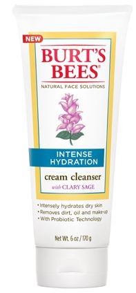 Очищающий крем Intense Hydration Cream Cleanser от Burt's Bees