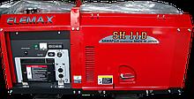 SH11D ELEMAX Дизельный генератор 8,8 кВт