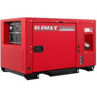 SHX8000Di ELEMAX Инверторный дизельный генератор 7,5 кВт