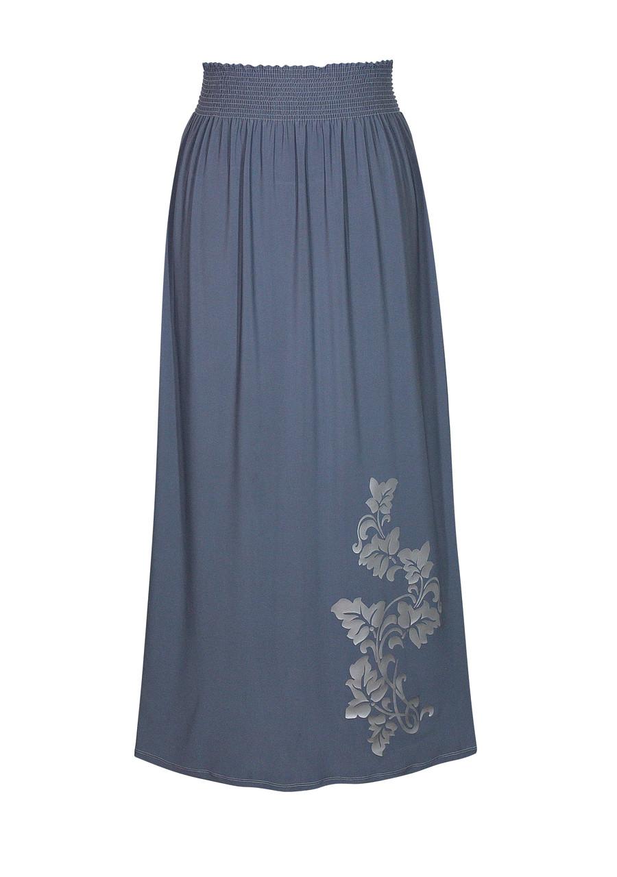 Длинная юбка в пол Лоза