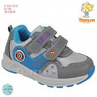 Спортивная обувь оптом Детские кроссовки 2019 оптом от фирмы Tom m(21-26) 13653f767eac3