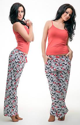 В87 Пижама женская , фото 2