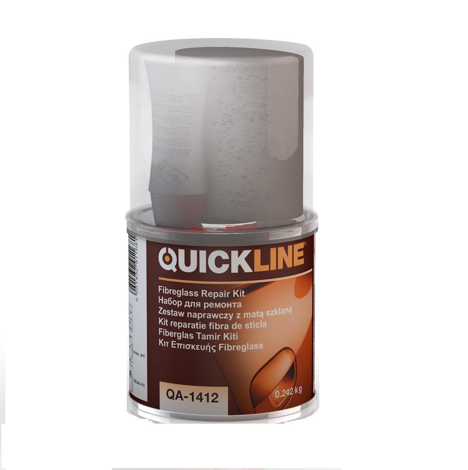 Ремонтный комплект Quickline со стеклотканью QA-1412