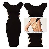 Женское платье , платье с открытой спиной, плаття
