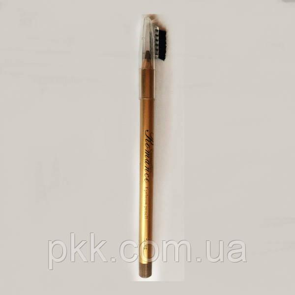 Карандаш для бровей Romance Eyebrow pencil CH-3