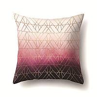 Декоративные подушки Абстракция 45 х 45 см Berni