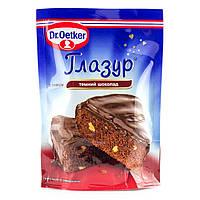 """Глазурь """"Черный шоколад"""" Др.Оеткер, 100гр"""