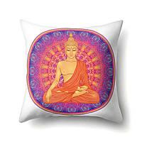 Подушка декоративная Будда 45 х 45 см Berni