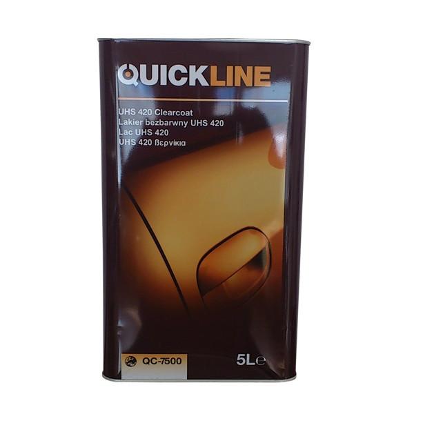 Лак Quickline QC-7500 UHS  + ОТВЕРДИТЕЛЬ (5л + 2.5л)