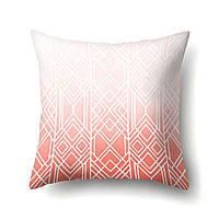 Декоративная подушка Квадраты 45 х 45 см Berni