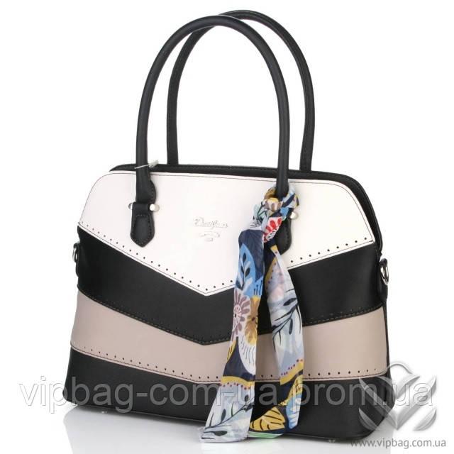 68fe5e16a9c5 Женская сумка DAVID JONES 5926-3 BLACK купить по цене 1 032 грн. в ...