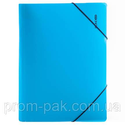 Папка формата а4 на резинках  Economix 31633, фото 2
