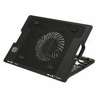 Подставка-куллер Ergostand для ноутбука с охлаждением Черный G101001123, КОД: 208857