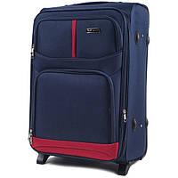 Большие чемоданы Wings 206-2